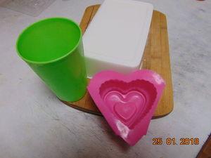 Заливаем 2D мыло «Сердце». Ярмарка Мастеров - ручная работа, handmade.