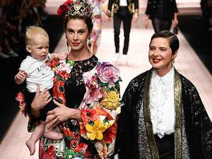 Реальная мода: 45 незабываемых образов из новой коллекции Dolce &amp&#x3B; Gabbana. Ярмарка Мастеров - ручная работа, handmade.