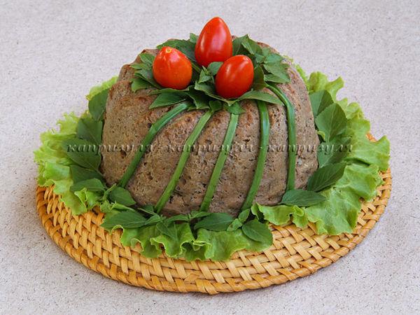Мясной кекс | Ярмарка Мастеров - ручная работа, handmade