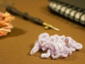 Что такое шелковая синель?. Ярмарка Мастеров - ручная работа, handmade.