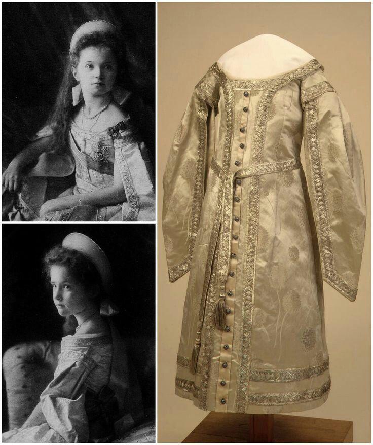 Придворное форменное платье. Часть 1, фото № 41