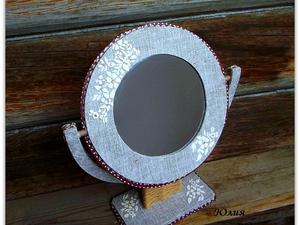 Преображаем старое зеркало в новое. Ярмарка Мастеров - ручная работа, handmade.