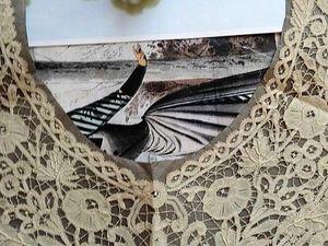 Снят с резерва чудный воротник! | Ярмарка Мастеров - ручная работа, handmade