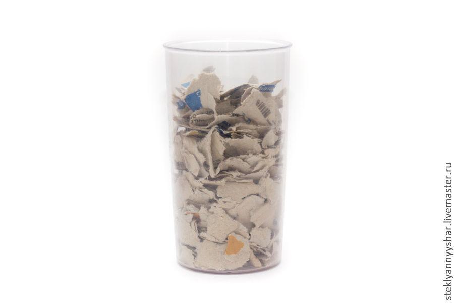 поганки из глины