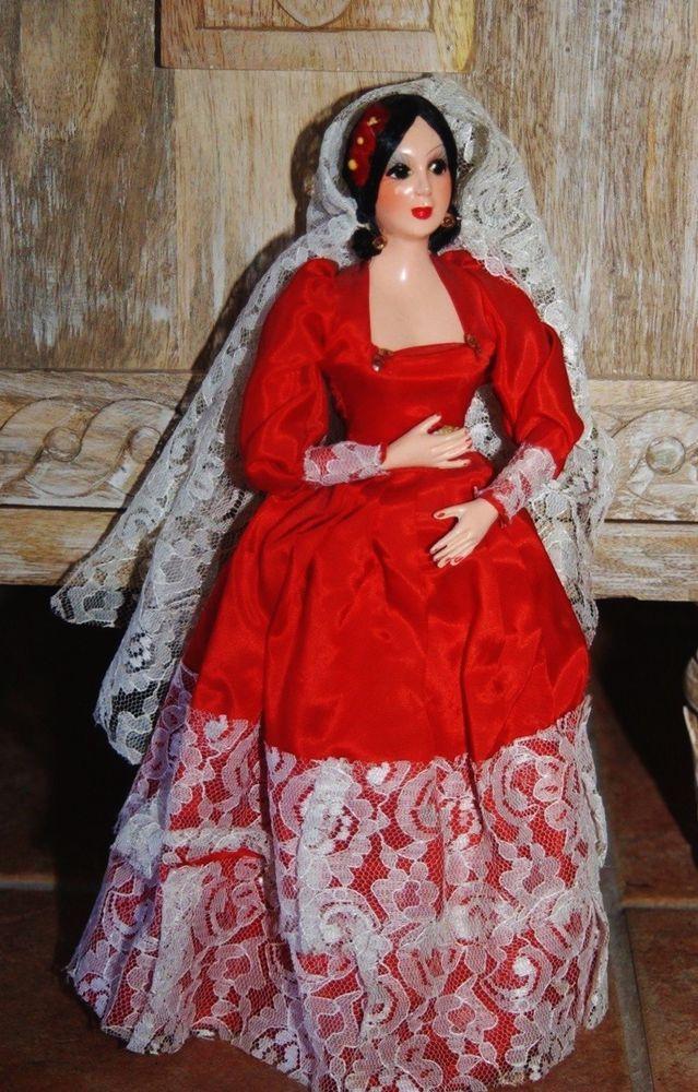 Чувственные куклы фламенко в образе Carmelita Geraghty, фото № 10
