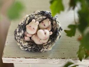 Муми-тролли, мастер-класс! | Ярмарка Мастеров - ручная работа, handmade