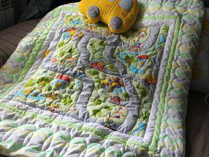 Приглашаю на аукцион : детский комплект одеяло и машинка подушка | Ярмарка Мастеров - ручная работа, handmade