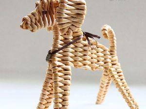Собачка в подарок.. Ярмарка Мастеров - ручная работа, handmade.