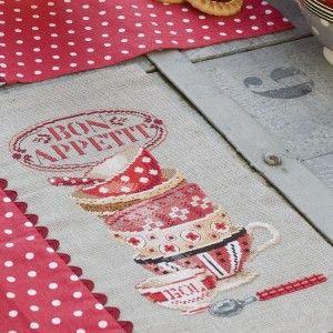Ada «Bon apptit» Table mats