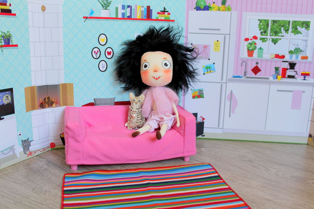 Наши куклы. Коллекция часть 2., фото № 15