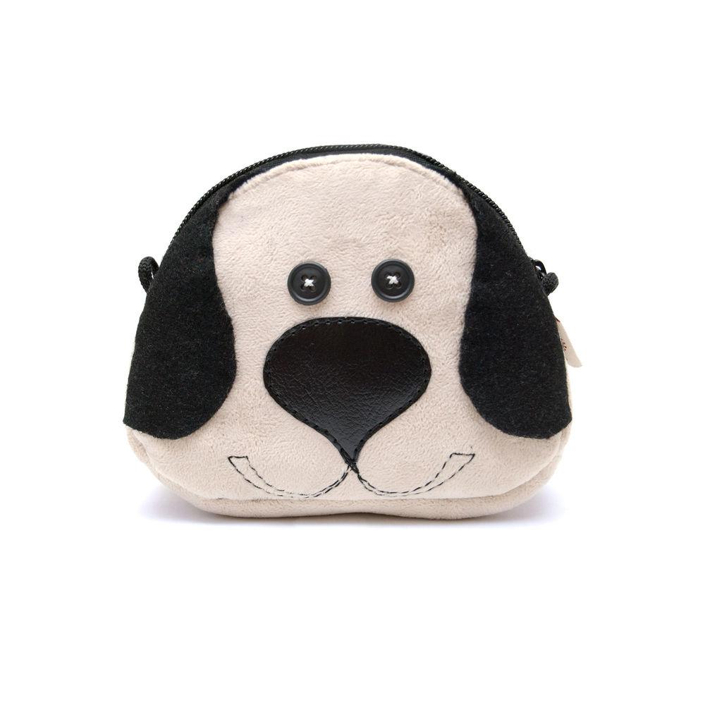 собака, год собаки, собачка, косметичка, ключница, кошелек, кошелек для мелочи, новая работа, новый год 2018, подарок
