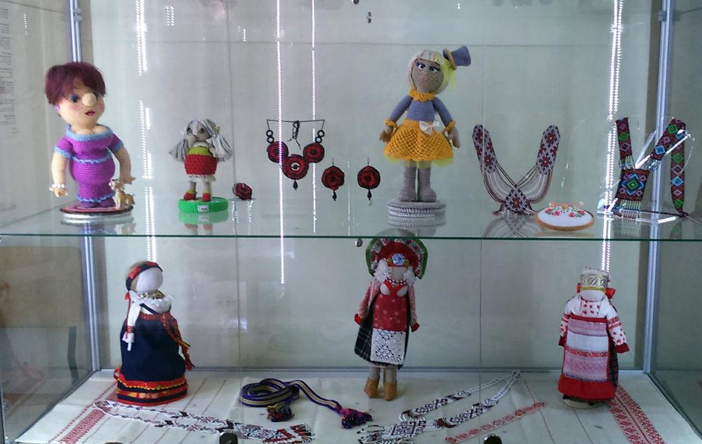 екатеринбургские родники, кукла