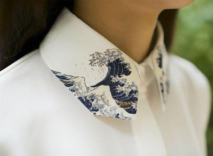 рубашка, лебедь