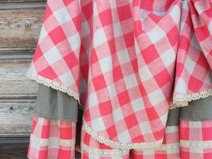 Льняные юбки-20%. Ярмарка Мастеров - ручная работа, handmade.