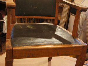Реставрируем старое кабинетное кресло. Ярмарка Мастеров - ручная работа, handmade.