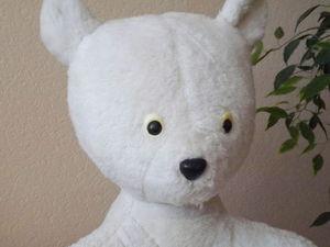 Как я медведя в чувство приводила | Ярмарка Мастеров - ручная работа, handmade