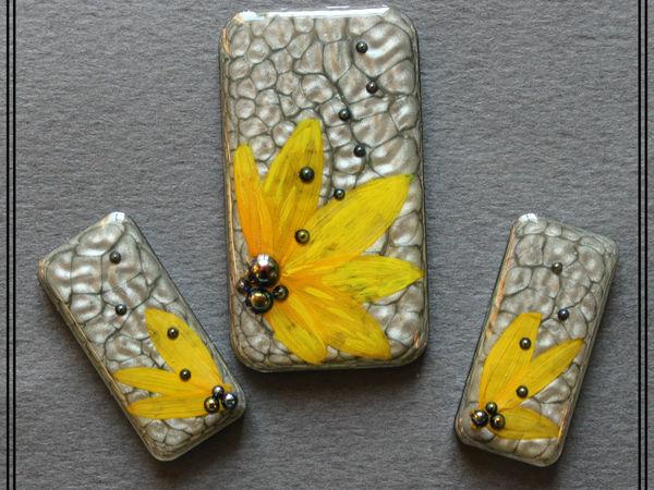 ОКОНЧЕН! Аукцион авторских кабошонов 15.11-17.11+ 1 лот в подарок | Ярмарка Мастеров - ручная работа, handmade