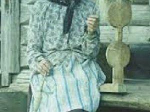 Сказы бабушки Авдотьи о вязании | Ярмарка Мастеров - ручная работа, handmade