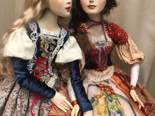 Курс авторской куклы из паперклея | Ярмарка Мастеров - ручная работа, handmade