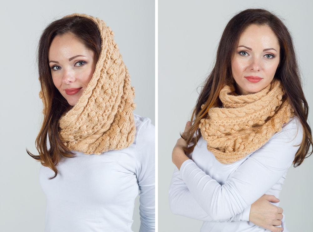 новая коллекция, шарф