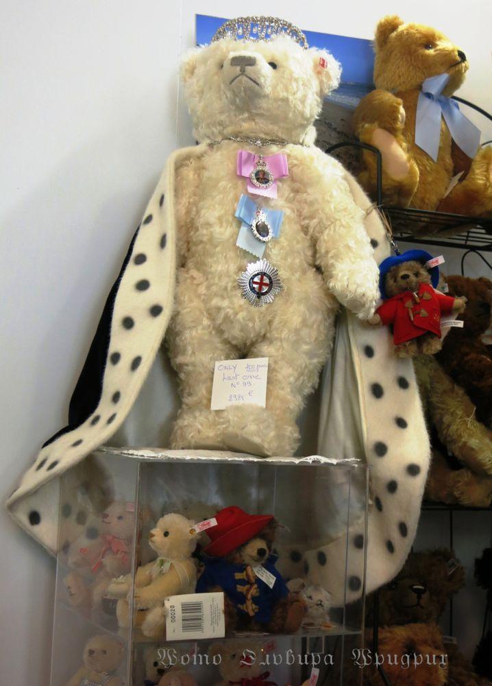 коллекционные медведи