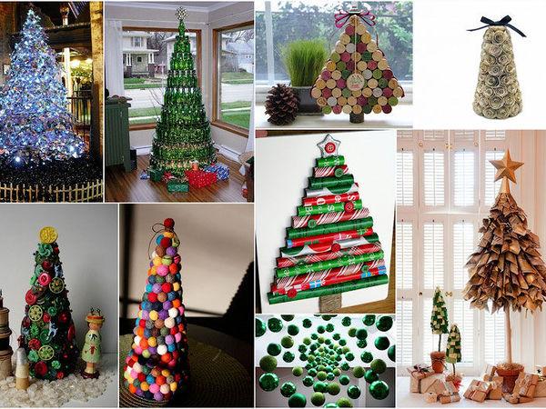 Новый год на пороге: 33 идеи для вдохновения и реализации замыслов по украшению дома   Ярмарка Мастеров - ручная работа, handmade