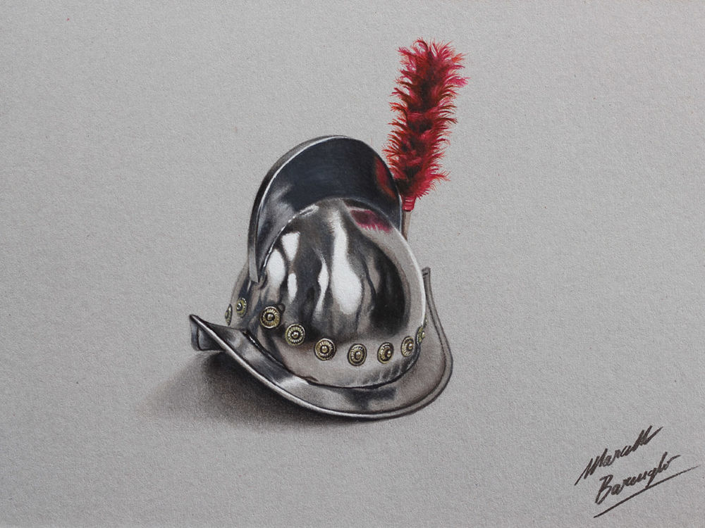 Amazing Hyperrealism by Artist Marcello Barenghi, фото № 18