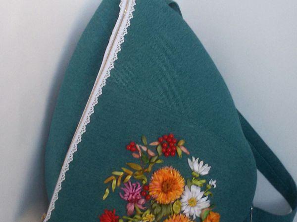 На три женских рюкзака скидка 7%  только 3 дня | Ярмарка Мастеров - ручная работа, handmade