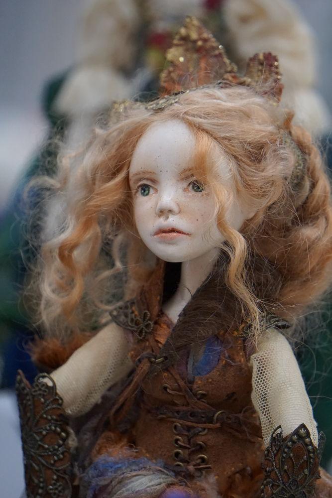 кукла ручной работы, снижение цен, шарнирка, коллекция кукол