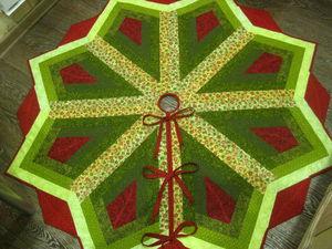 Юбочка для елки   Ярмарка Мастеров - ручная работа, handmade