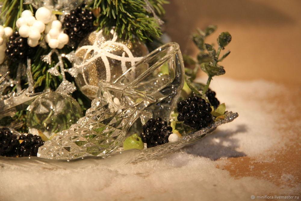 новогодняя елка, елка, праздничный декор