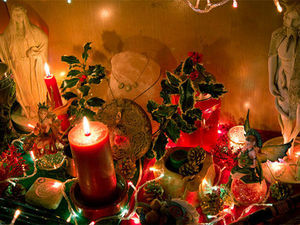 Рождество, Новый год, Йоль: история праздника. Ярмарка Мастеров - ручная работа, handmade.