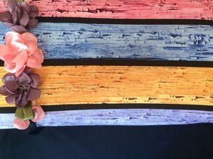 В наличии: Дощечки. Футер 2-х нитка набивной с лайкрой. Ярмарка Мастеров - ручная работа, handmade.