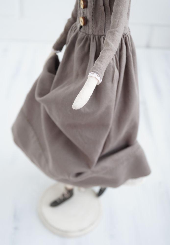 подарок своими руками, кукольная одежда