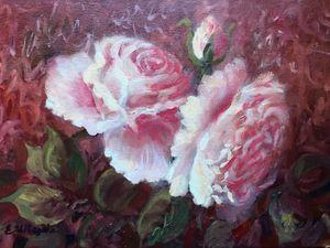 Новинка магазина —«Розы». Ярмарка Мастеров - ручная работа, handmade.