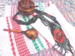 Немного о ручном ткачестве. Ярмарка Мастеров - ручная работа, handmade.