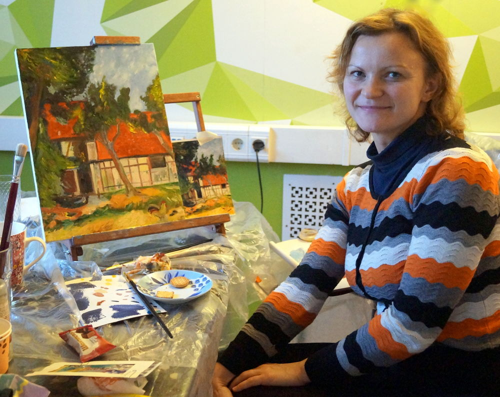 открытки, картина на продажу, подарок женщине