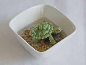 Видео мастер-класс: лепим черепашку из полимерной глины с помощью форм. Ярмарка Мастеров - ручная работа, handmade.
