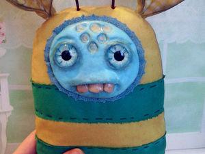 скидка 40% на последнего зомби-кролика!)  до 25 декабря!). Ярмарка Мастеров - ручная работа, handmade.