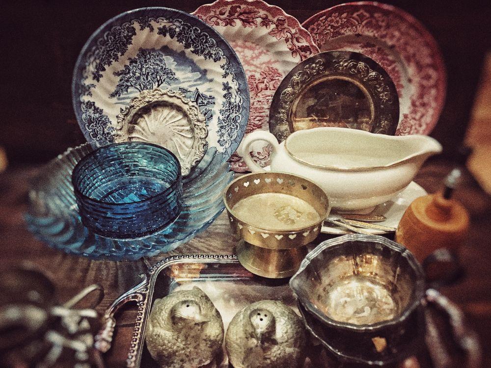 винтаж, винтажная посуда, сервиз, соусник, старинные вещи, красивая посуда, новости