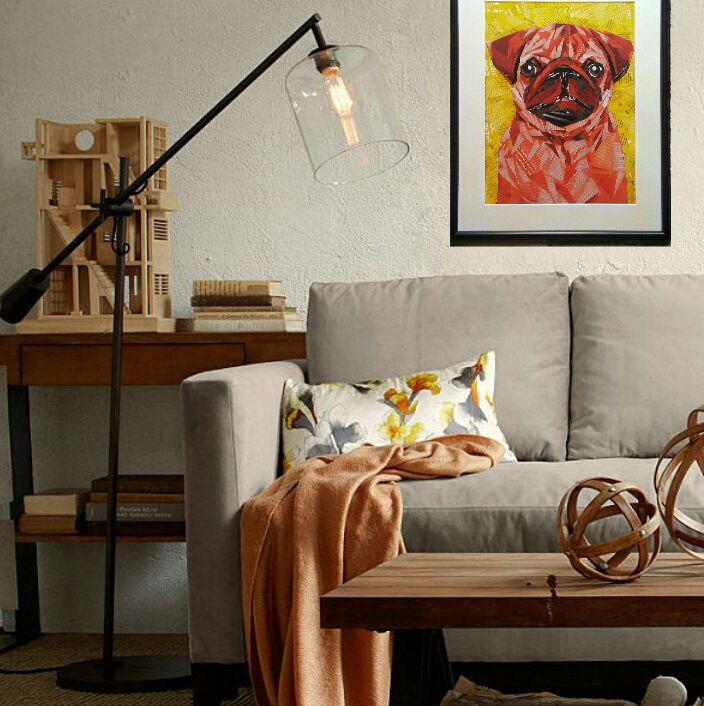 дизайнерские вещи, картина в спальню