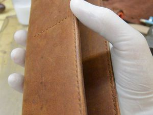 Кожаный кошелек своими руками. Ярмарка Мастеров - ручная работа, handmade.