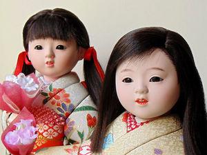 Саю-тян и Сацуки   Ярмарка Мастеров - ручная работа, handmade