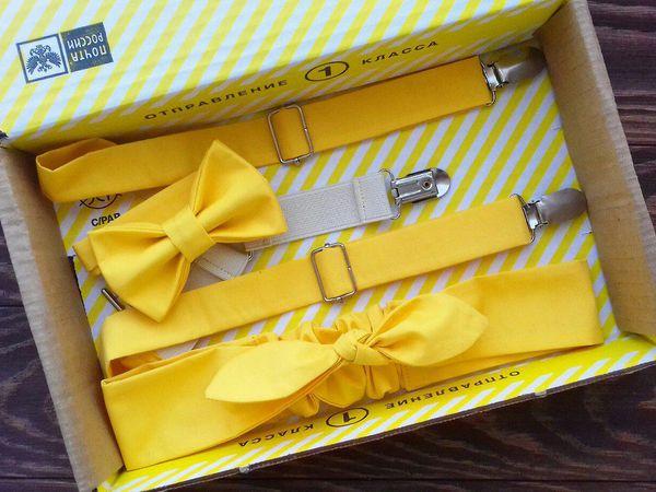 Много-много желтого! | Ярмарка Мастеров - ручная работа, handmade