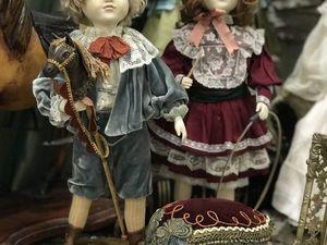 С днём кукольника!!. Ярмарка Мастеров - ручная работа, handmade.