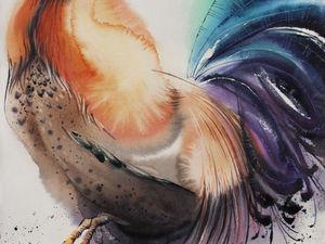 Конкурс Акварели: радости художника и не только. Ярмарка Мастеров - ручная работа, handmade.