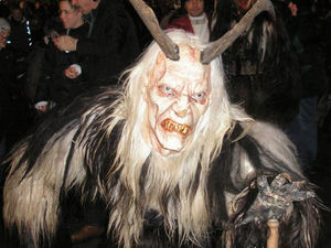 Мифические существа, способные своим появлением испортить Рождество. Ярмарка Мастеров - ручная работа, handmade.