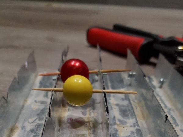 Полезный лайфхак для запекании бусин | Ярмарка Мастеров - ручная работа, handmade