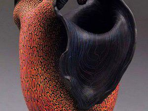 До чего дошел прогресс, или Необычная керамика в работах современных авторов. Ярмарка Мастеров - ручная работа, handmade.