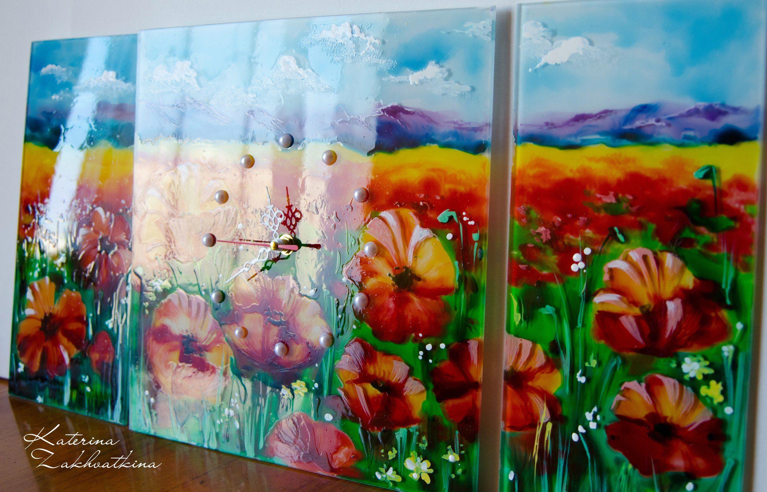 Витражная живопись. Как создать реалистичную картину на стекле, фото № 1